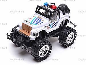 Машина инерционная детская «Полиция», 55-02A, купить