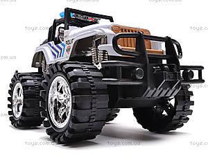 Машина инерционная детская «Полиция», 55-02A