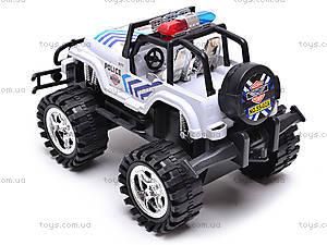 Машина инерционная детская «Полиция», 55-02A, цена