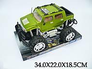 Машина инерционная «Джип», 6137AF