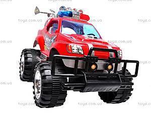 Машина инерционная «Джип-полиция», 3388-20, фото