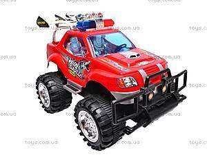 Машина инерционная «Джип-полиция», 3388-20