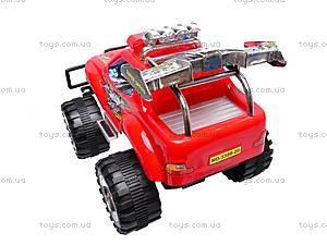 Машина инерционная «Джип-полиция», 3388-20, игрушки