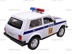 Машина инерционная ДПС, 9120-C, фото