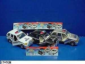 Машина инерционная «ДПС», в трех видах, 2137