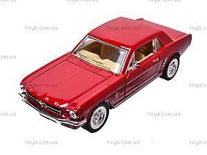 Машина инерционная Ford Mustang (1964), KT5351W, купить