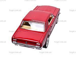 Машина инерционная Ford Mustang (1964), KT5351W, цена