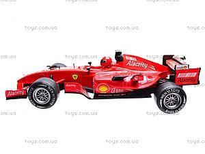 Машина инерционная «Формула 1», WY133D, отзывы