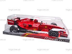 Машина инерционная «Формула 1», WY133D, цена