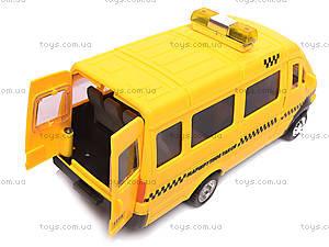 Машина инерционная «Газель Такси», 1115, купить