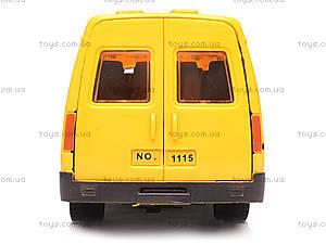 Машина инерционная «Газель Такси», 1115, фото