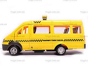 Машина инерционная «Газель Такси», 1115, цена