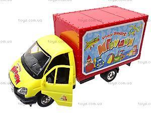 Машина инерционная «Игрушки», 9558-A, игрушки