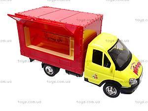 Машина инерционная «Игрушки», 9558-A, детские игрушки