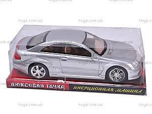 Машина инерционная «Люкс», 6618, игрушки
