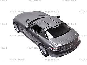 Машина инерционная Mercedes-Benz SLS AMG, KT5349W, купить