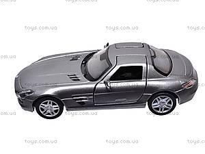 Машина инерционная Mercedes-Benz SLS AMG, KT5349W, фото