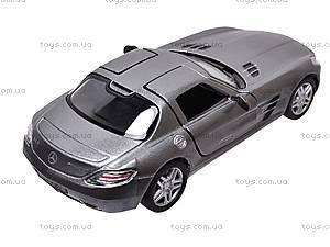 Машина инерционная Mercedes-Benz SLS AMG, KT5349W, цена