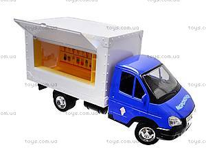 Машина инерционная «Мороженное», 9558-C, купить