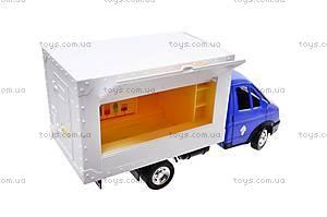 Машина инерционная «Мороженное», 9558-C, фото