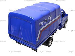 Машина инерционная «Почта», 9557-C, купить