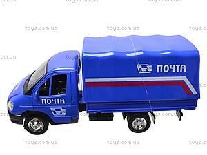 Машина инерционная «Почта», 9557-C, отзывы