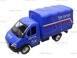Машина инерционная «Почта», 9557-C, цена