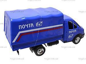 Машина инерционная «Почта», 9557-C, игрушки