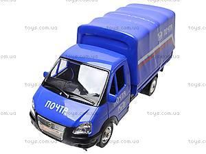 Машина инерционная «Почта», 9557-C, детские игрушки