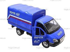 Машина инерционная «Почта», 9557-C, магазин игрушек