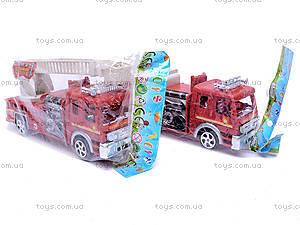 Машина инерционная «Пожарная», TX5589, купить