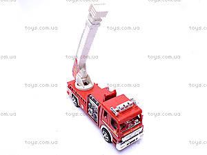 Машина инерционная «Пожарная», TX5589, цена