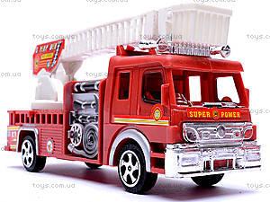 Машина инерционная «Пожарная», TX5589