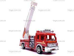 Машина инерционная «Пожарная», TX5589, магазин игрушек