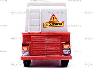 Машина инерционная «Пожарная», TX5589, іграшки
