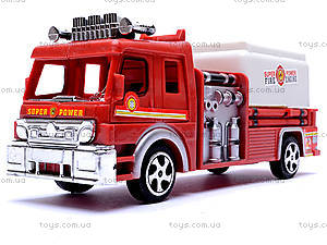 Машина инерционная «Пожарная», TX5589, доставка