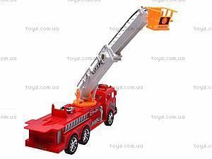 Машина инерционная «Пожарная охрана», 7215, фото
