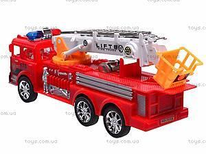 Машина инерционная «Пожарная охрана», 7215, отзывы