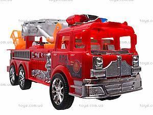 Машина инерционная «Пожарная охрана», 7215, цена