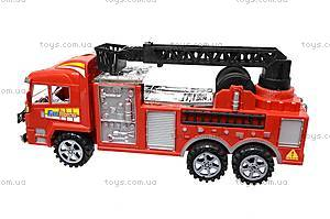 Машина инерционная «Пожарная служба», 6248, купить