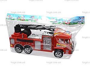 Машина инерционная «Пожарная служба», 6248