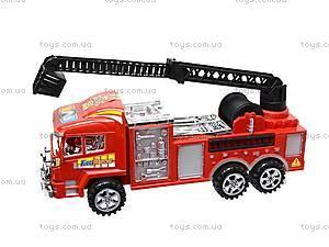 Машина инерционная «Пожарная служба», 6248, отзывы