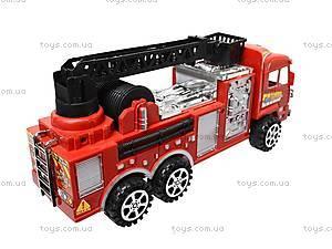 Машина инерционная «Пожарная служба», 6248, цена