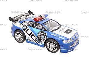 Машина инерционная «Police», 8538