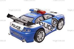 Машина инерционная «Police», 8538, игрушки