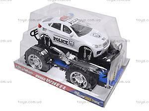 Машина инерционная «Полиция» для детей, 888-1, купить