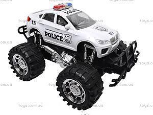 Машина инерционная «Полиция» для детей, 888-1