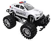 Машина инерционная «Полиция» для детей, 888-1, игрушки