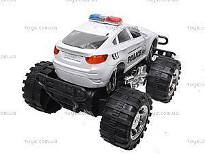 Машина инерционная «Полиция» для детей, 888-1, цена
