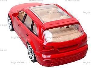 Машина инерционная с музыкальными эффектами, H555-2, купить